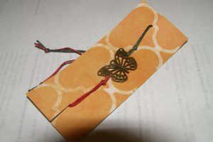 Schmetterlingsarmband handmade