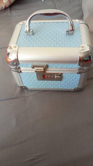Cosmeticabox lichtblauw