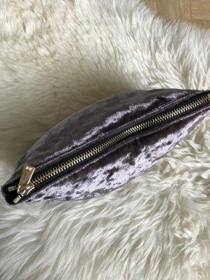 H&M Bolso tipo pochette lila grisáceo