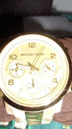 Schmuck+Gold -Ring 585 und  Sonnenbrille! -Michael Kors Uhr, 5o Jahre Brille+Goldring Echt