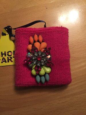 Schmuck NEU Schweissband in pink Shourouk style