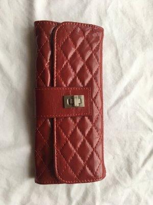 Travel Bag dark red