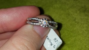 Juwelis Original Silver Ring silver-colored