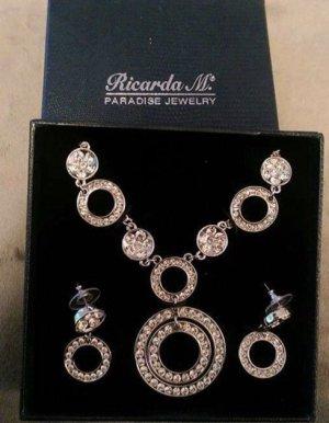 Ricarda M Silver Chain silver-colored