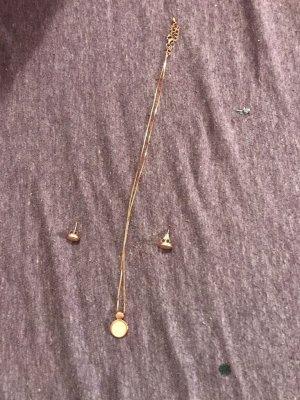 Silver Chain rose-gold-coloured-silver-colored