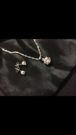 Schmuck Set - Swarovski kristalle - NEU - Geschenk