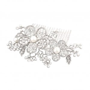 Hair Pin white