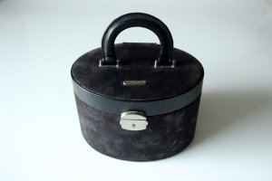 Make-up Kit black imitation leather