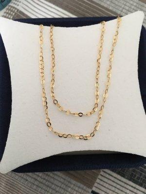 Schmuckset 925 Silber vergoldet
