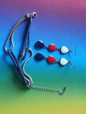 Schmuckset Ahoi Ohrringe und Armband