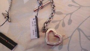 Tommy Hilfiger Bracelet argenté métal