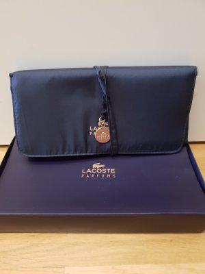 Lacoste Canvas Bag dark blue