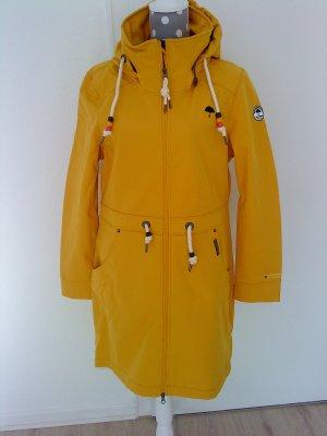 Schmuddelwedda Heavy Raincoat yellow