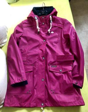 Schmuddelwedda Heavy Raincoat pink