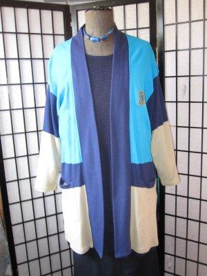 THEA 42 plus Oversized Jacket multicolored