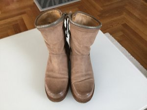 * SCHNÄPPCHENPREIS * AIRSTEP BOOTS IM USED LOOK 40 * TOP *