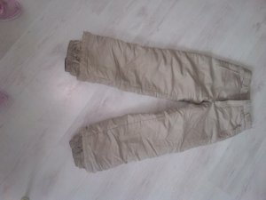 Pantalone da neve argento Poliammide
