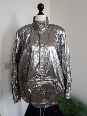 Lily Farouche Outdoor Jacket silver-colored