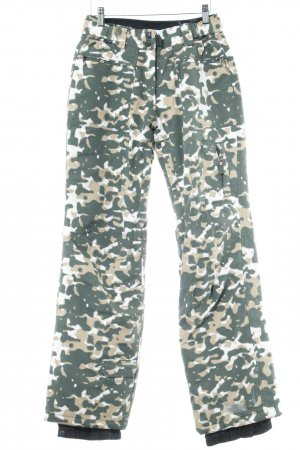 Schneehose Camouflagemuster Military-Look
