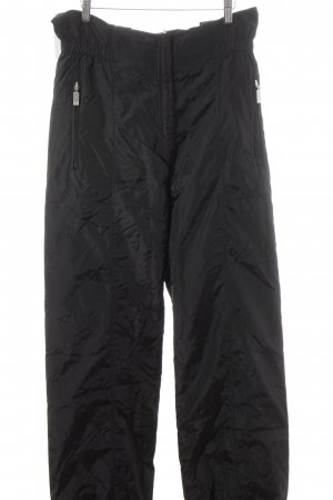 Snow Pants black athletic style