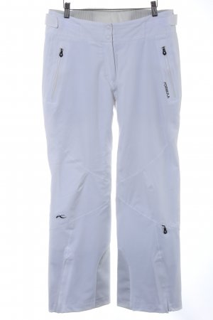 Snow Pants white athletic style