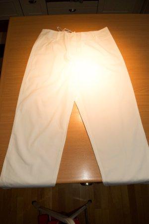 Schneeweiße Hose von comma, nie getragen