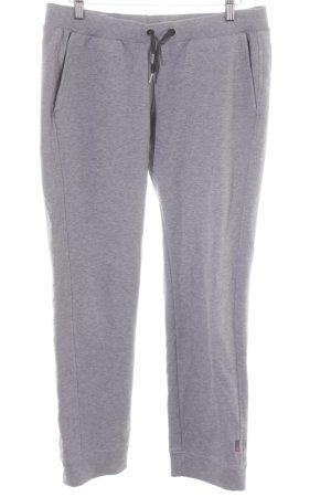 Schneider Fashion Pantalon de jogging gris clair style décontracté