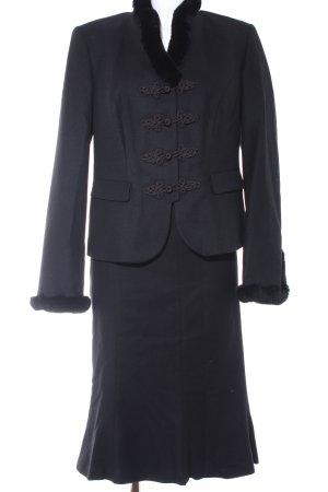Schneiders Salzburg Kostüm schwarz Elegant