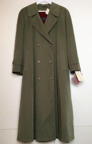 Schneiders Salzburg Oversized jas khaki-olijfgroen Gemengd weefsel