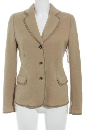 Schneiders Salzburg Woll-Blazer beige Casual-Look