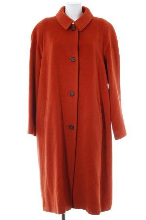 Schneiders Salzburg Manteau en laine rouge style mode des rues