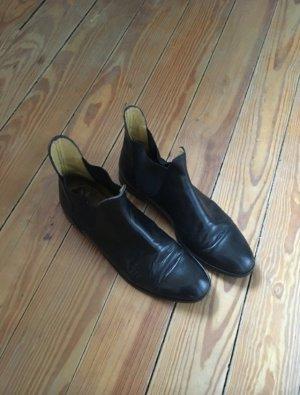 Schnieke schwarze Ankle Chelsea Boots