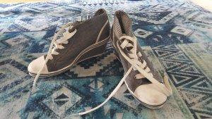 Graceland Lace-up Pumps slate-gray