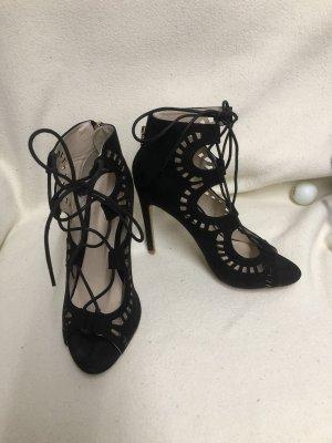 Schnür Sandaletten gr. 40