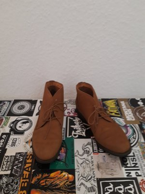 Tamaris Lace Shoes brown