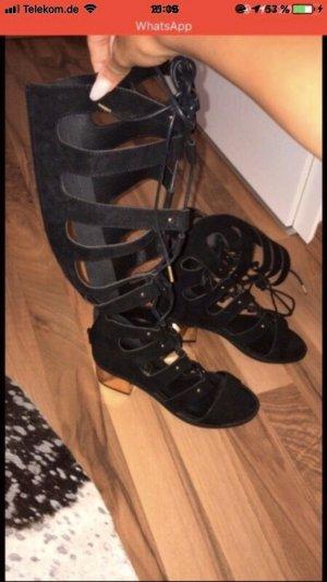 Schnür Schuhe