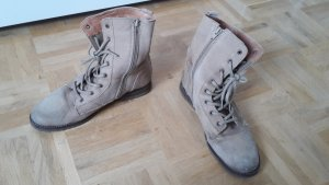 Lace-up Boots light brown-brown