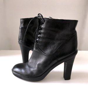 Schnür Stiefeletten Ankle Boots