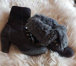Schnür-Stiefeletten / Ankle Boots von Shoot