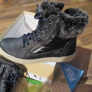 Bama Boots black synthetic