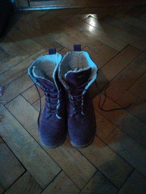 Adidas NEO Botas de invierno burdeos