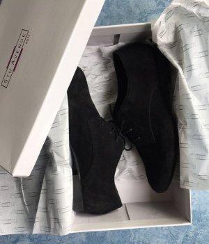 Schnürer Dandy Elegante Schuhe Wildleder 5th Avenue Deichmann