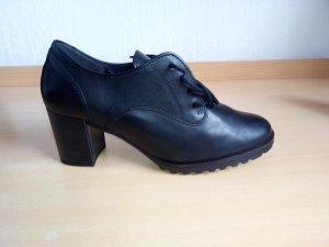 Gabor Lace-up Pumps black leather