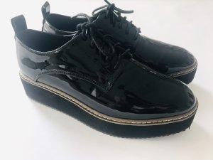 Lace Shoes black