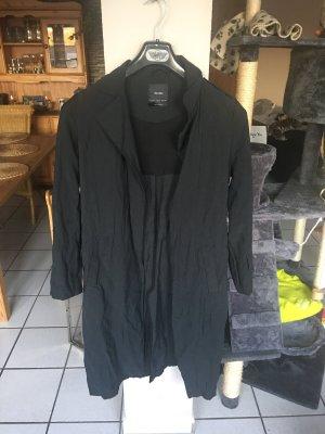 Bershka Trenchcoat noir
