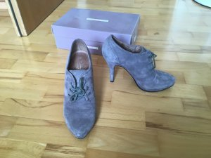 5th Avenue Tacones color plata-gris