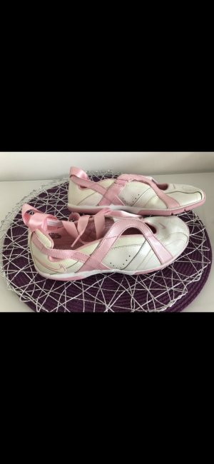 Nike Lace Shoes natural white-light pink