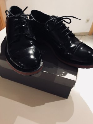 Maripé Business Shoes black-red