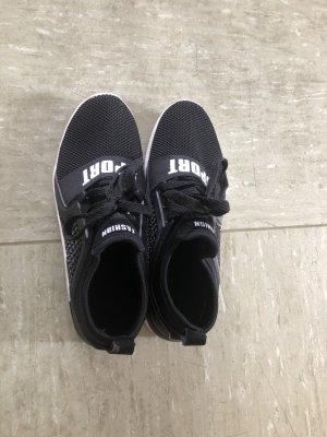 Amazone Lace Shoes black