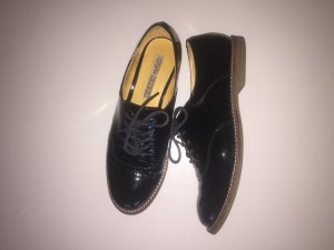 Buffalo Oxfords black